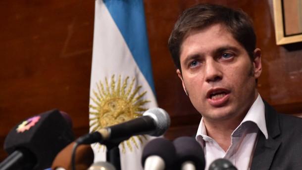 Argentiniens ökonomischer Chefideologe