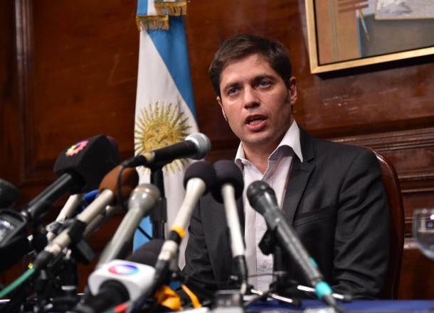 Axel Kicillof stammt aus einer jüdischen Familie des typischen argentinischen Mittelstands