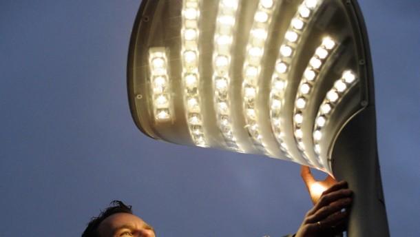 Auch die Lichtforschung erhält Milliardenhilfe