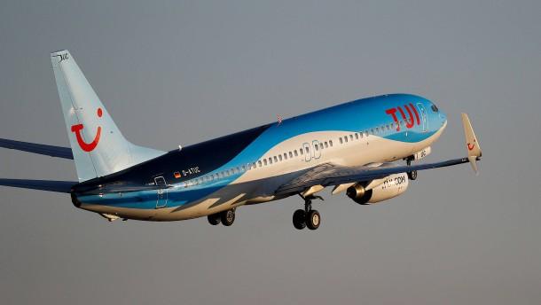 TUI und Boeing einigen sich auf Schadenersatz