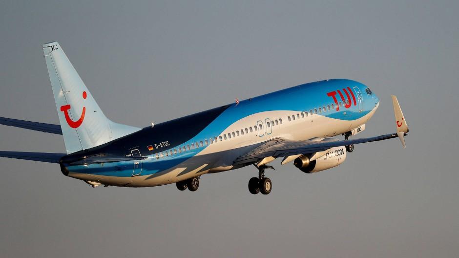TUI hatte in mehreren Schritten 61 Maschinen der 737-Max-Reihe bestellt, von denen 15 infolge von Flugverboten am Boden bleiben mussten.