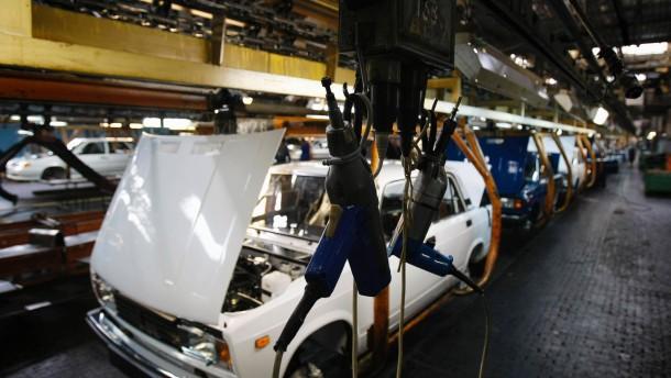 Renault-Nissan übernimmt Russlands Lada