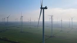 Schwacher Wind drückt Ökostrom-Bilanz