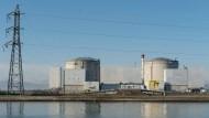 Kraftwerk des Anstoßes: Das AKW in Fessenheim