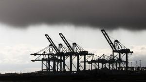 OECD: Weltwirtschaft schrumpft im vierten Quartal deutlich
