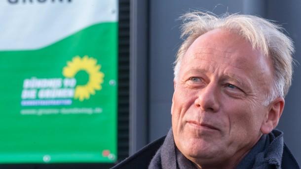 Neujahrsklausur der Grünen-Bundestagsfraktion in Weimar