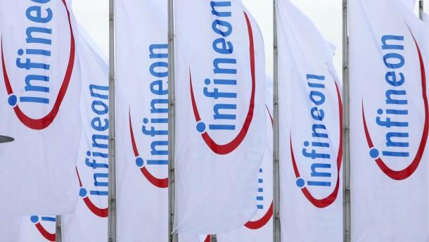 Infineon richtet sich Richtung Asien aus