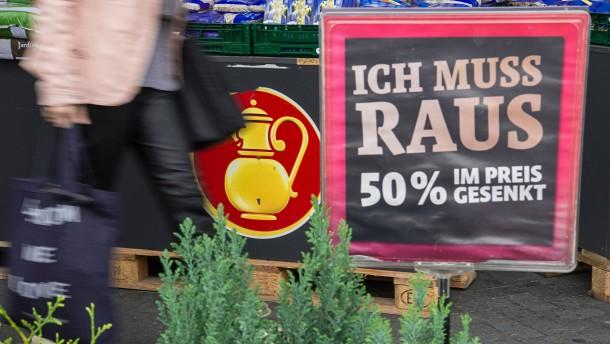 Die Berliner Tengelmann-Filialen sind verteilt