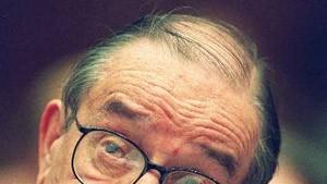 Worte von Greenspan