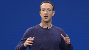 Vertrauen für Mark Zuckerberg