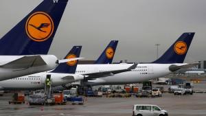 Lufthansa umfliegt die Straße von Hormus