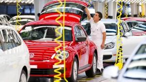 Ist VW für die Dürre verantwortlich?