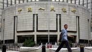 Chinas Zentralbank will den Yuan weiter schwächen.