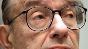 Greenspan übt sich in Seelenmassage