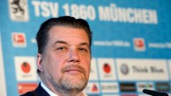 Gerhard Mayrhofer: Präsident des Bundesligisten TSV 1860 München