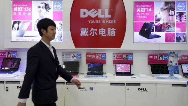 Dell will 125 Milliarden Dollar in China stecken