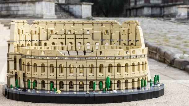 Bald kommt der größte Lego-Bausatz aller Zeiten