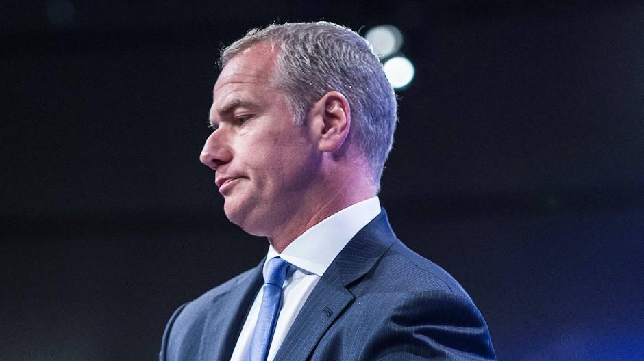 Bleibt Carsten Kengeter Chef der Deutschen Börse?