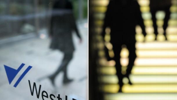 Kreise: Landesbanken-Fusion WestLB/BayernLB vor dem Aus