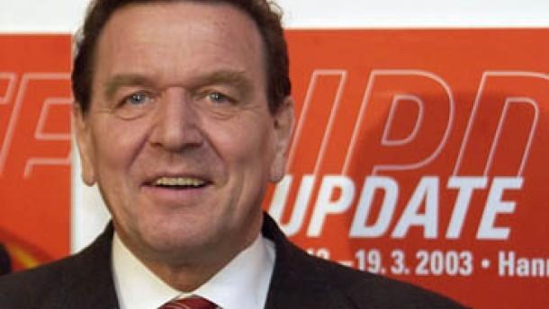 Schröder optimistisch für IT-Branche