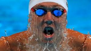 Marco Koch schwimmt zu Silber