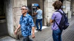 Flucht aus Katalonien