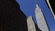Begehrte Attraktion: Nun sind auch die Qataris am Empire State Building beteiiligt.