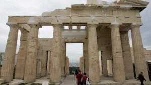 Wer rettet  die Griechen?