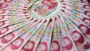 China sorgt für Debatte um den Yuan