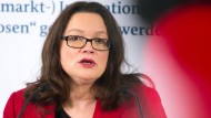 SPD will Rentendebatte wieder einfangen