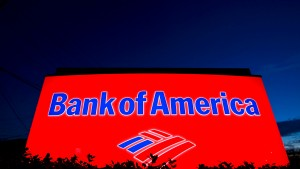 Amerika verklagt die Bank of America