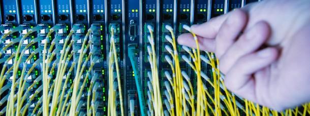 Die Unternehmen sind mit der digitalen Infrastruktur nicht zufrieden.