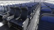 United Airlines bietet künftig bis zu 10.000 Dollar für Sitzplatz-Verzicht