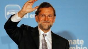 Regierungswechsel in Spanien