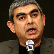 Infosys-Vorstandschef Vishal Sikka geht nach drei Jahren