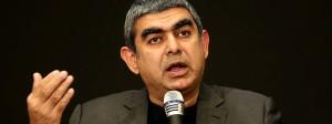 Vishal Sikka war drei Jahre lang Chef von Infosys.