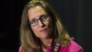 Kanadische Handelsministerin bricht Ceta-Verhandlungen ab