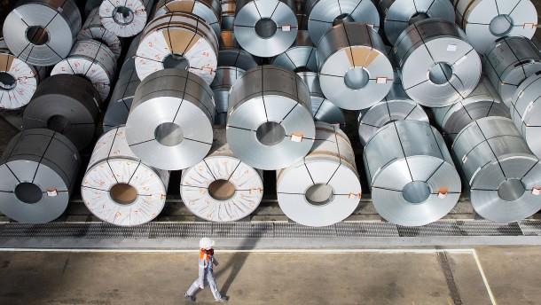Kurzarbeit in der Industrie nimmt weiter zu