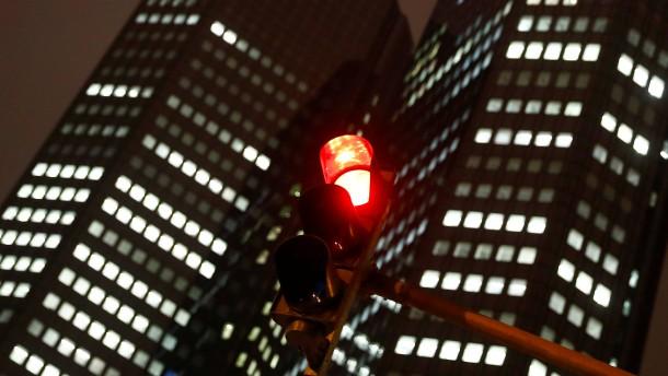 EZB verschärft Kapitalvorschriften für die Deutsche Bank