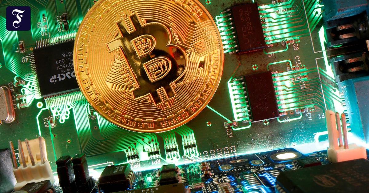Der heimliche Bitcoin-König - FAZ - Frankfurter Allgemeine Zeitung