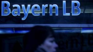 Bayern LB bietet für Skandalbank IKB