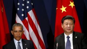 Amerika und China einig gegen Nordkoreas Raketenpläne