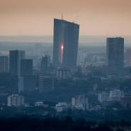 Das Anleihelaufprogramm der Europäischen Zentralbank läuft noch.