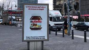 Wenn Unternehmen unfreiwillig gegen die AfD werben