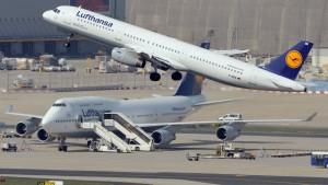 Lufthansa-Piloten streiken von Mittwoch bis Freitag