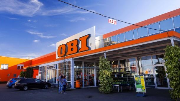 Keine Hamsterkäufe mehr bei Obi möglich