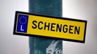 Schengen ist täglich in den Schlagzeilen.