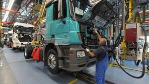 Lastwagen für Generationen