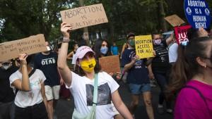 Wie texanische Hilfssheriffs gegen Abtreibungen kämpfen