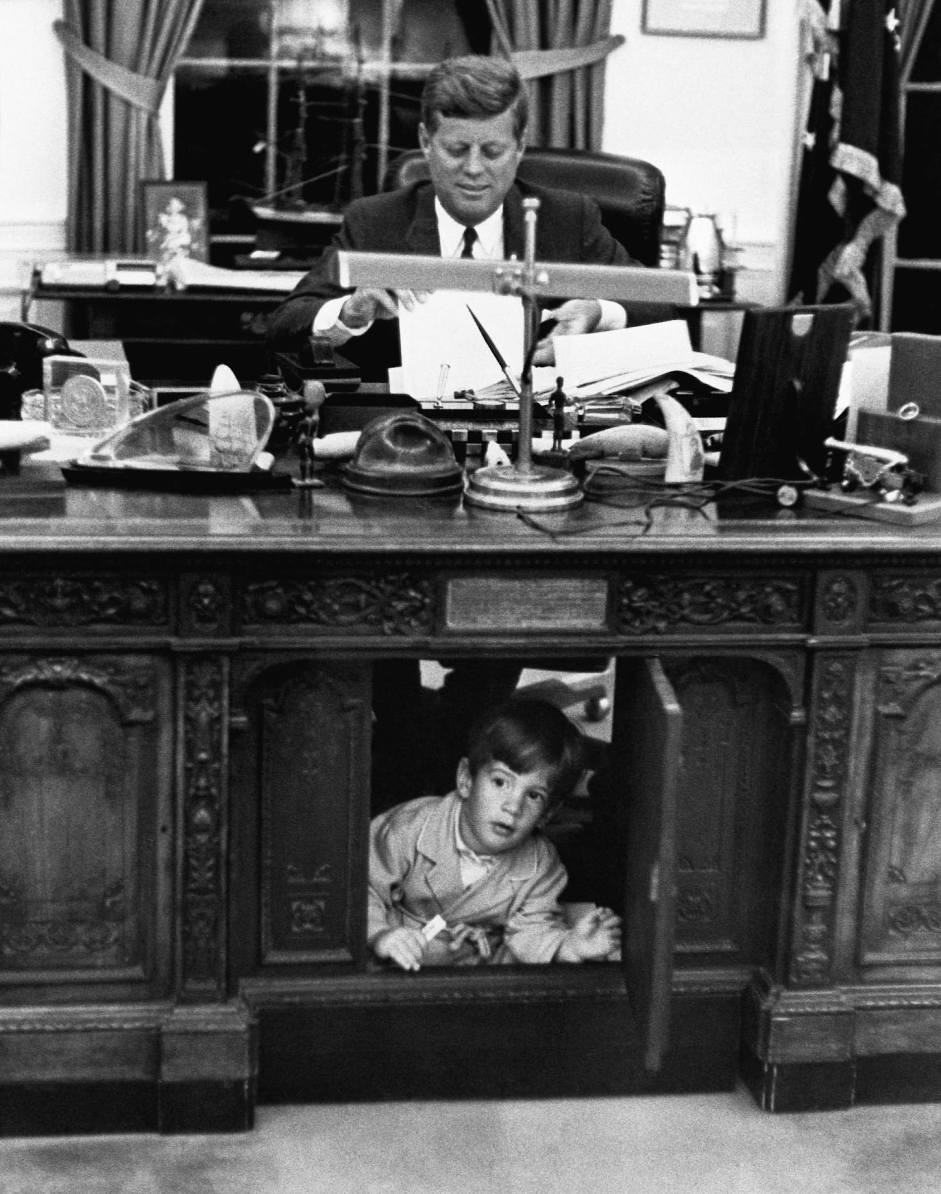 Weisses Haus Oval Office Das Beruhmteste Home Office Der Welt